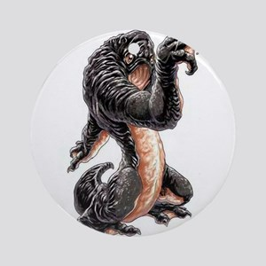 [lizard monster] Ornament (Round)